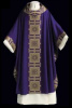 Chagall Advent Chasuble